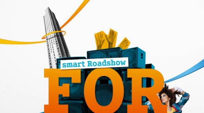 Smart Roadshow Barcelona y Madrid