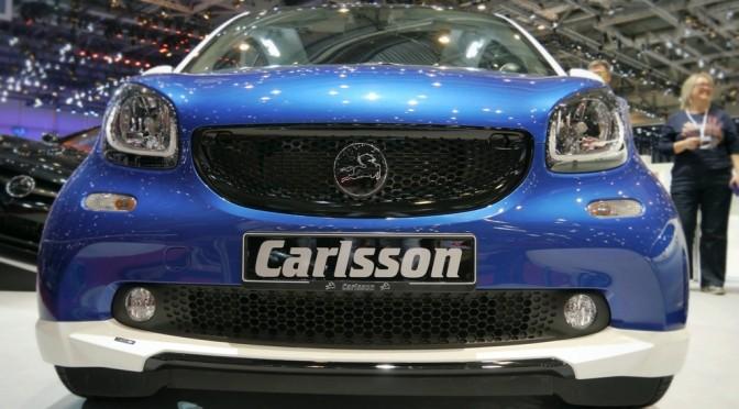 Nuevo Carlsson Smart CK10