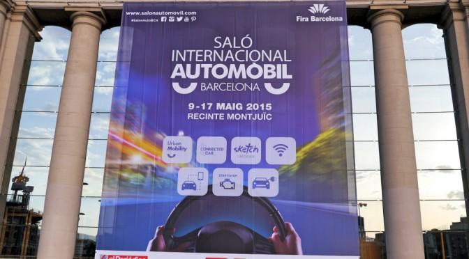 Smart en el Salón Internacional del Automóvil de Barcelona 2015