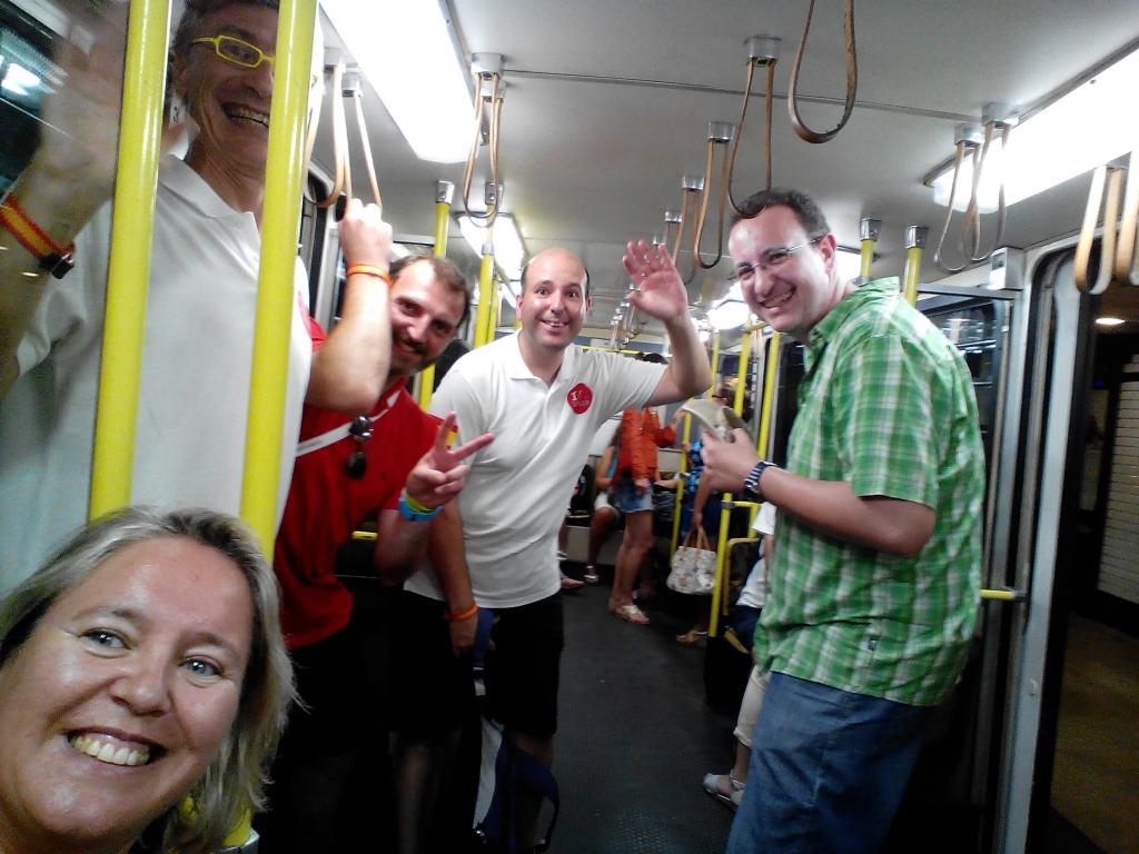 smarteros smart times 2015 smarttimes15 budapest vagon metro