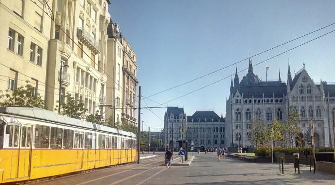 Smarteros en Budapest