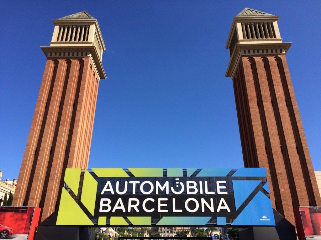 Smart en el Automobile Barcelona 2017 - Entrada